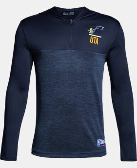 Boys' NBA Combine UA Threadborne ¼ Zip Hoodie  29 Colors $45