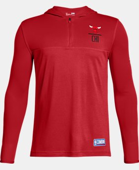 Boys' NBA Combine UA Threadborne ¼ Zip Hoodie  4 Colors $45
