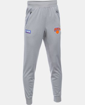 Boys' NBA Combine UA Pennant Joggers  8  Colors Available $45