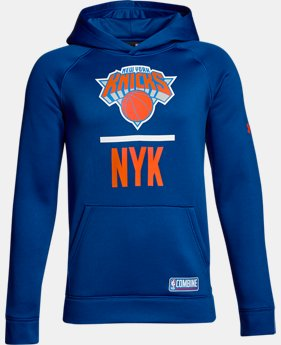 New Arrival Boys' NBA Combine UA Graphic Hoodie  4 Colors $55