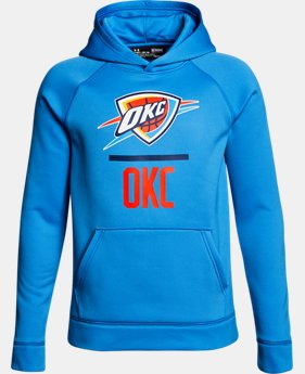 Boys' NBA Combine UA Graphic Hoodie  1 Color $55