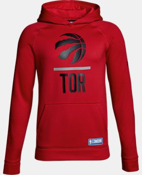 Boys' NBA Combine UA Graphic Hoodie  2 Colors $55