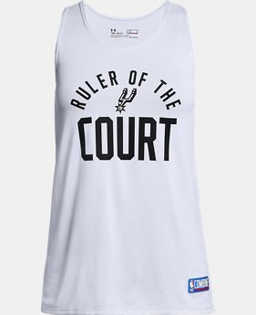 Girls' NBA Combine Authentic Ruler OTC UA Tech™ Tank  10 Colors $28