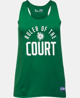 New Arrival Girls' NBA Combine Authentic Ruler OTC UA Tech™ Tank  1 Color $28