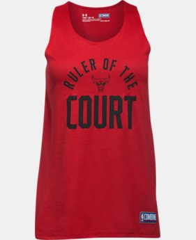 New Arrival Girls' NBA Combine Authentic Ruler OTC UA Tech™ Tank  2 Colors $28