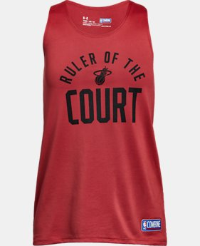 Girls' NBA Combine Authentic Ruler OTC UA Tech™ Tank  1  Color Available $21
