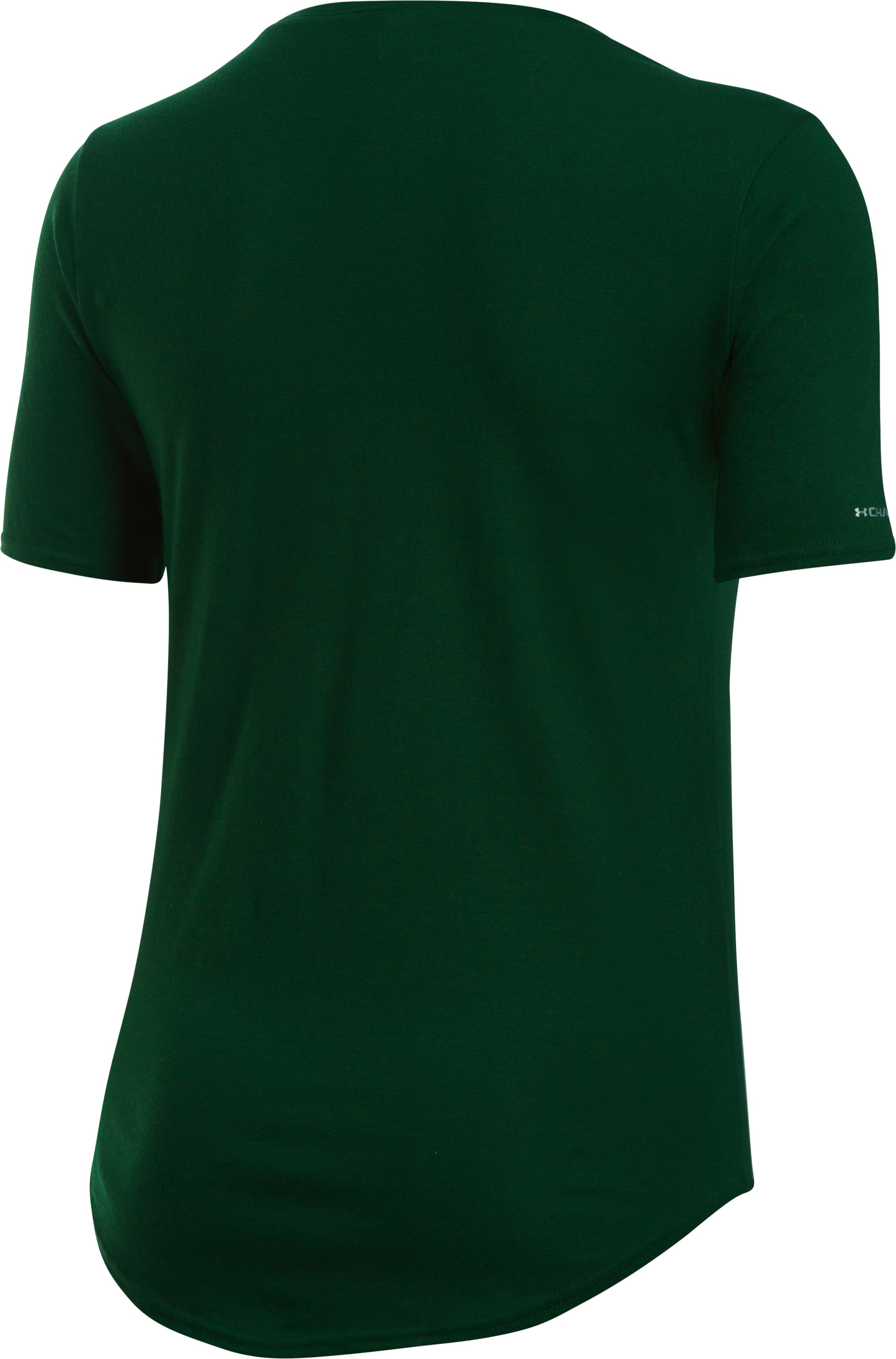 Women's South Florida Charged Cotton® Short Sleeve T-Shirt, Forest Green, undefined