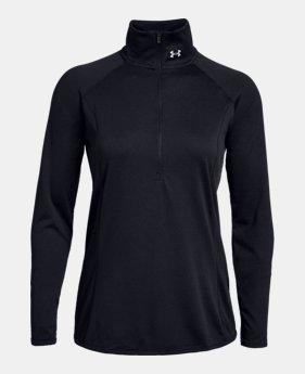 9d331604 Women's UA Microthread ½ Zip 1 Color Available $49.99