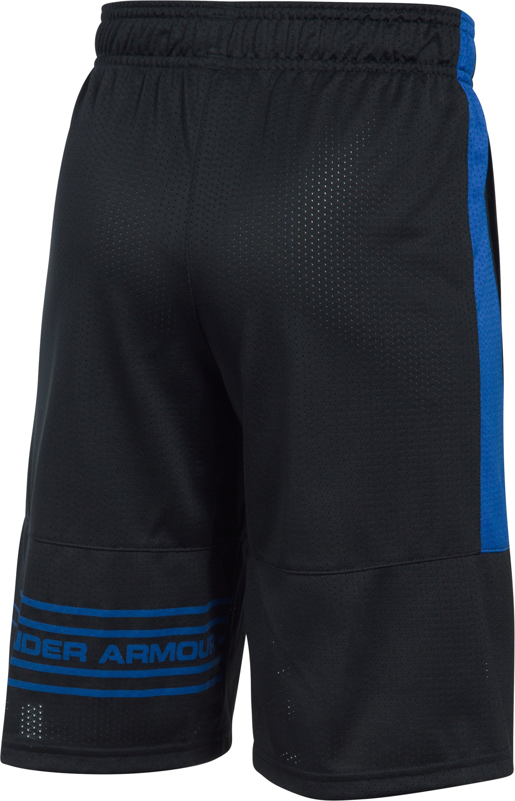 Boys' UA Train To Game Shorts, Black , undefined