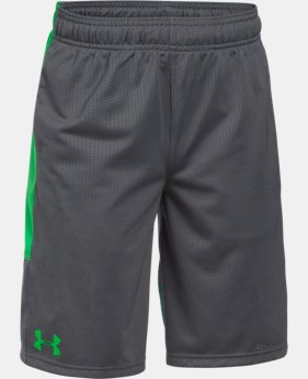 Boys' UA Train To Game Shorts  2 Colors $24.74