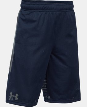 PRO PICK Boys' UA Train To Game Shorts  1 Color $27.99
