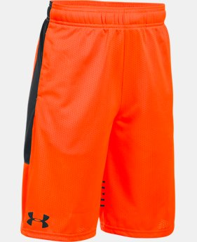 Boys' UA Train To Game Shorts  1 Color $27.99