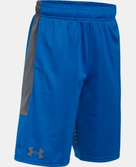 Boys' UA Train To Game Shorts  2 Colors $27.99