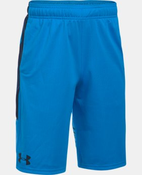 Boys' UA Train To Game Shorts  3 Colors $32.99