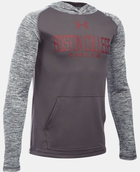New Arrival Boys' Boston College UA Tech™ Hoodie   $39.99