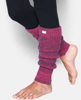 New Arrival Girls' UA Shimmer Legwarmers  1 Color $24.99