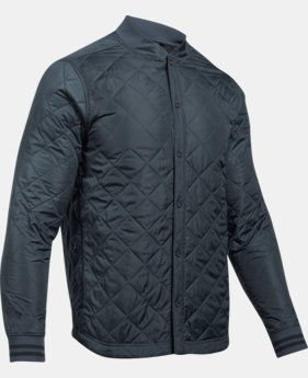 New Arrival Men's UA Sportstyle Shirt Jacket  1 Color $124.99