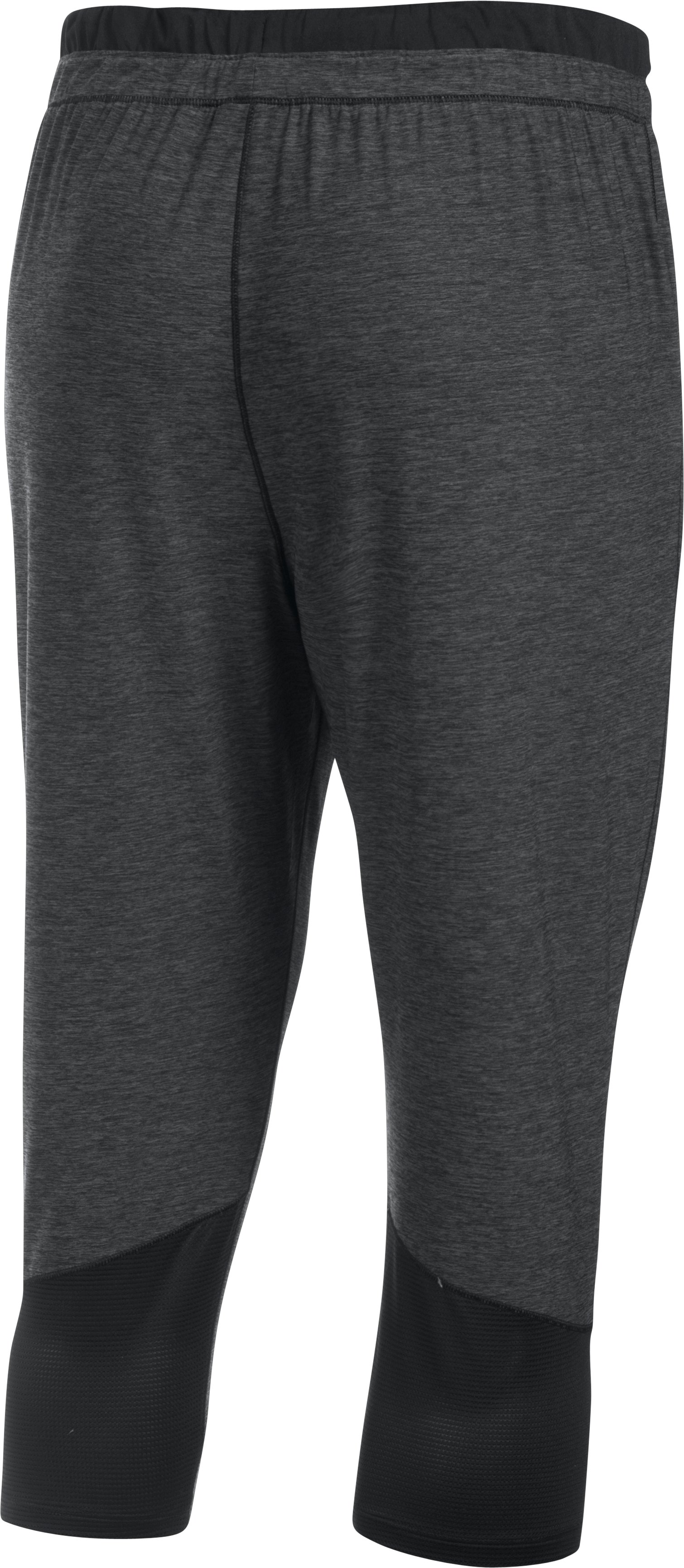 Women's UA Armour Sport Twist Crop, Black , undefined