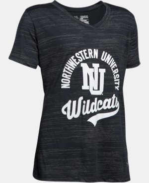 Girls NW UA Tech V-Neck Tee LIMITED TIME: FREE U.S. SHIPPING 1 Color $24.99