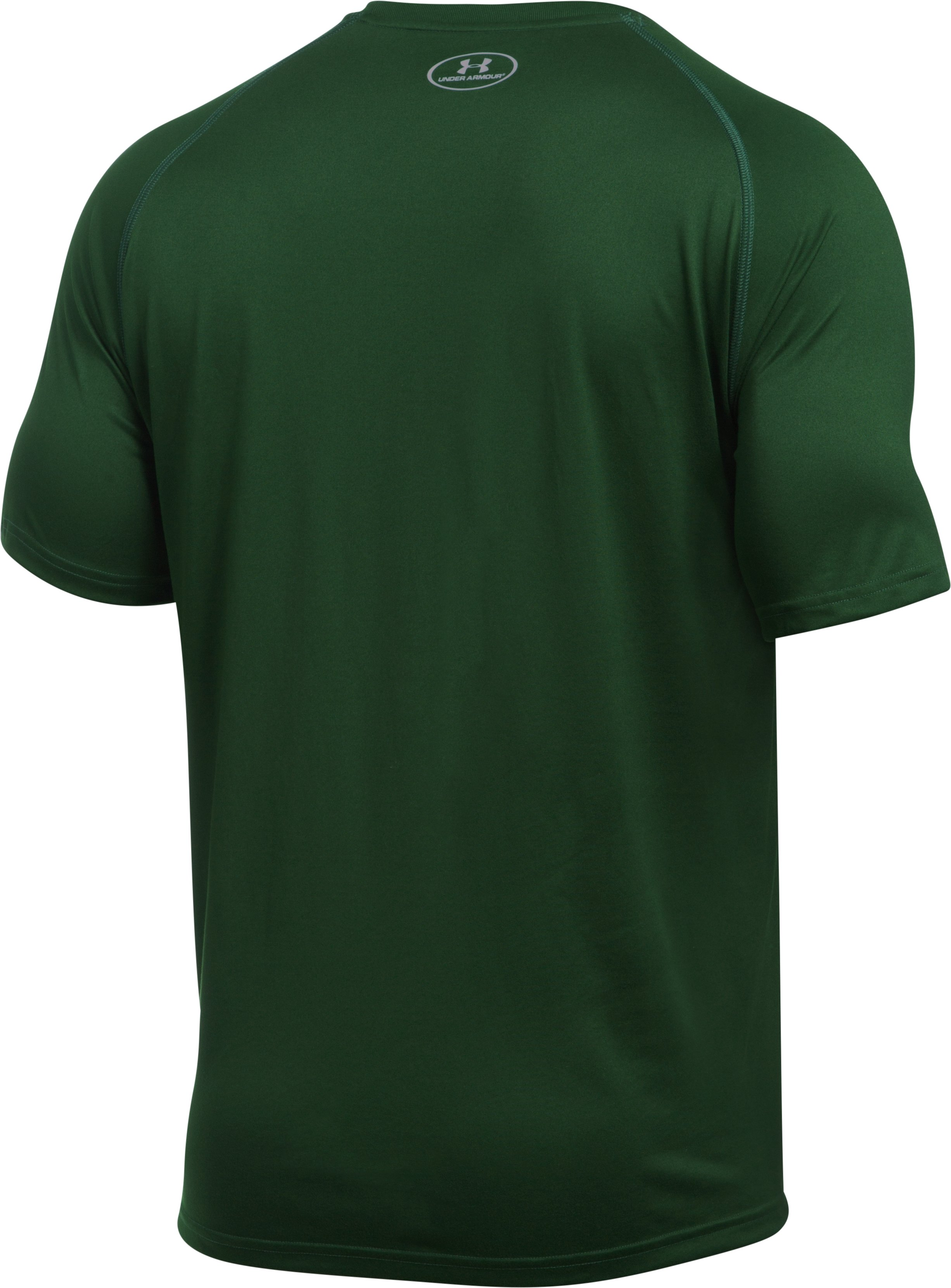 Men's South Florida UA Tech™ T-Shirt, Forest Green,