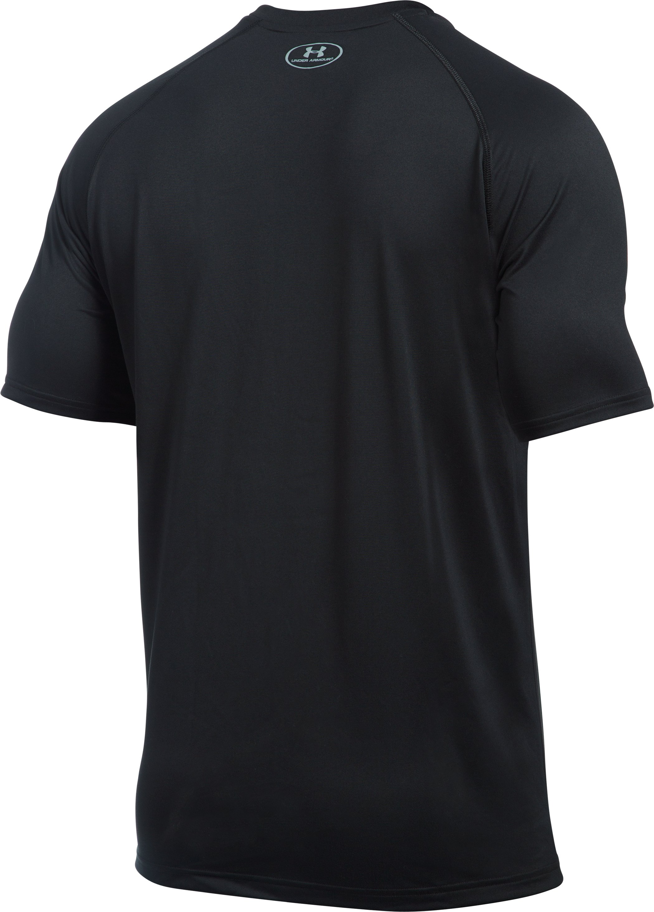 Men's Hawai'i UA Tech™ Sideline T-Shirt, Black