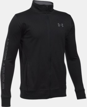 Boys' UA Interval Jacket  4 Colors $39.99