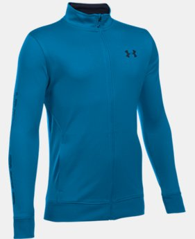 Boys' UA Interval Jacket  1 Color $39.99