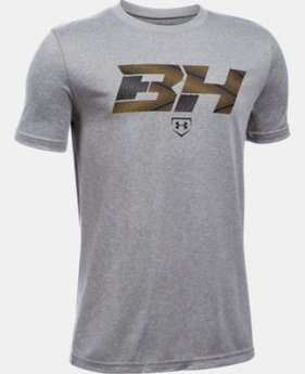 Boys' Bryce Harper BH34 Logo T-Shirt  1 Color $18.99