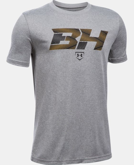 New Arrival Boys' Bryce Harper BH34 Logo T-Shirt  1 Color $18.99