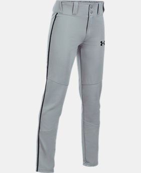 Boys' UA Heater Piped Baseball Pants  3 Colors $34.99