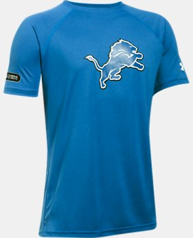 Kids' NFL Combine Authentic UA Logo T-Shirt  4 Colors $27.99 to $28