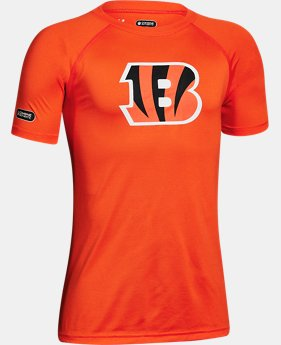 Kids' NFL Combine Authentic UA Logo T-Shirt LIMITED TIME: 25% OFF 2 Colors $20.99