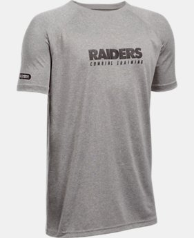New Arrival Boys' NFL Combine Authentic Team Wordmark Short Sleeve  1 Color $28