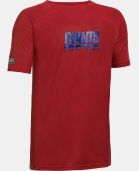New Arrival Boys' NFL Combine Authentic Team Wordmark Short Sleeve  3 Colors $28