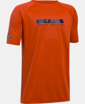 Boys' NFL Combine Authentic Team Wordmark Short Sleeve  2 Colors $20.99 to $21.99