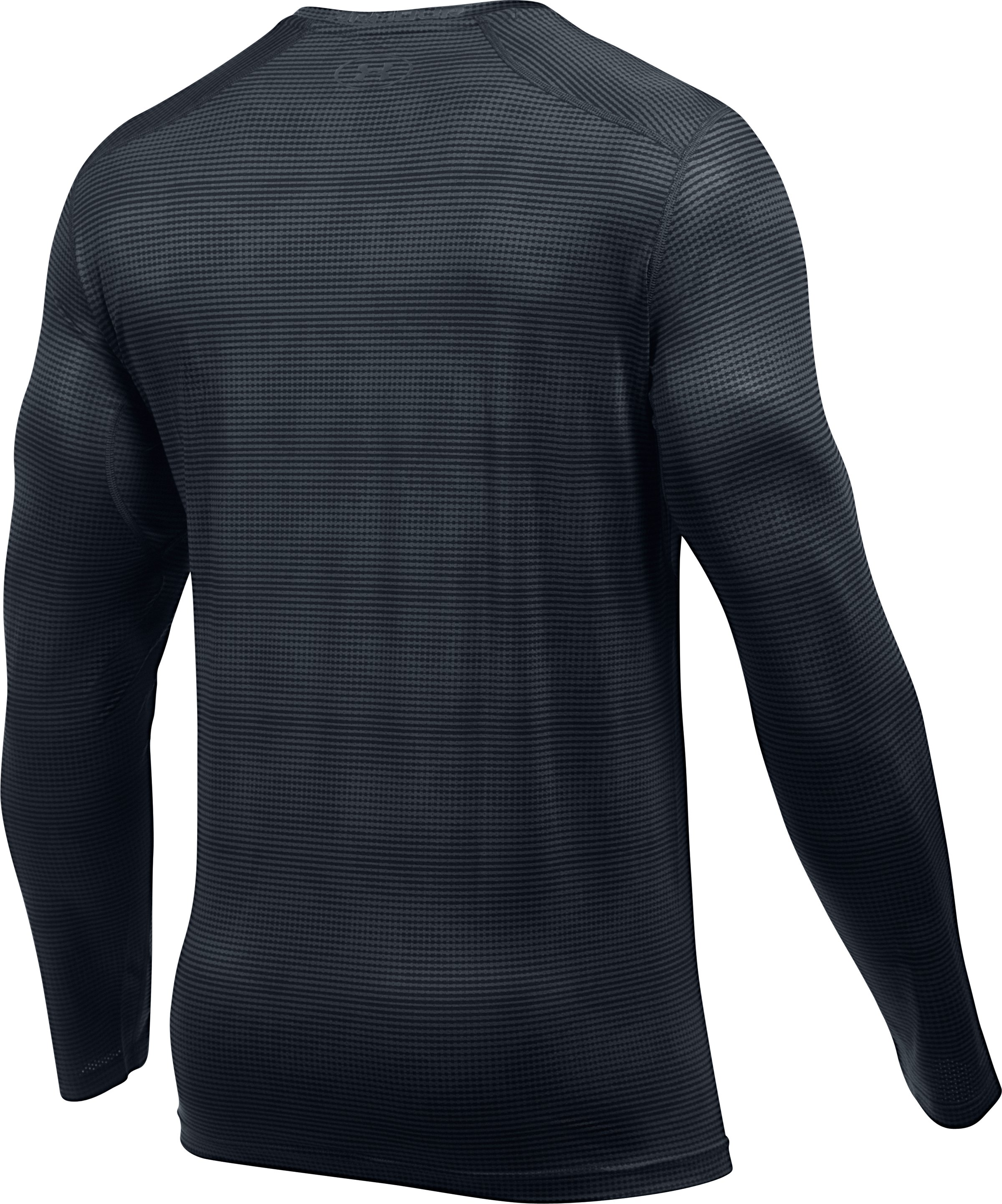 Men's UA Coolswitch Armour Long Sleeve T-Shirt, ANTHRACITE,