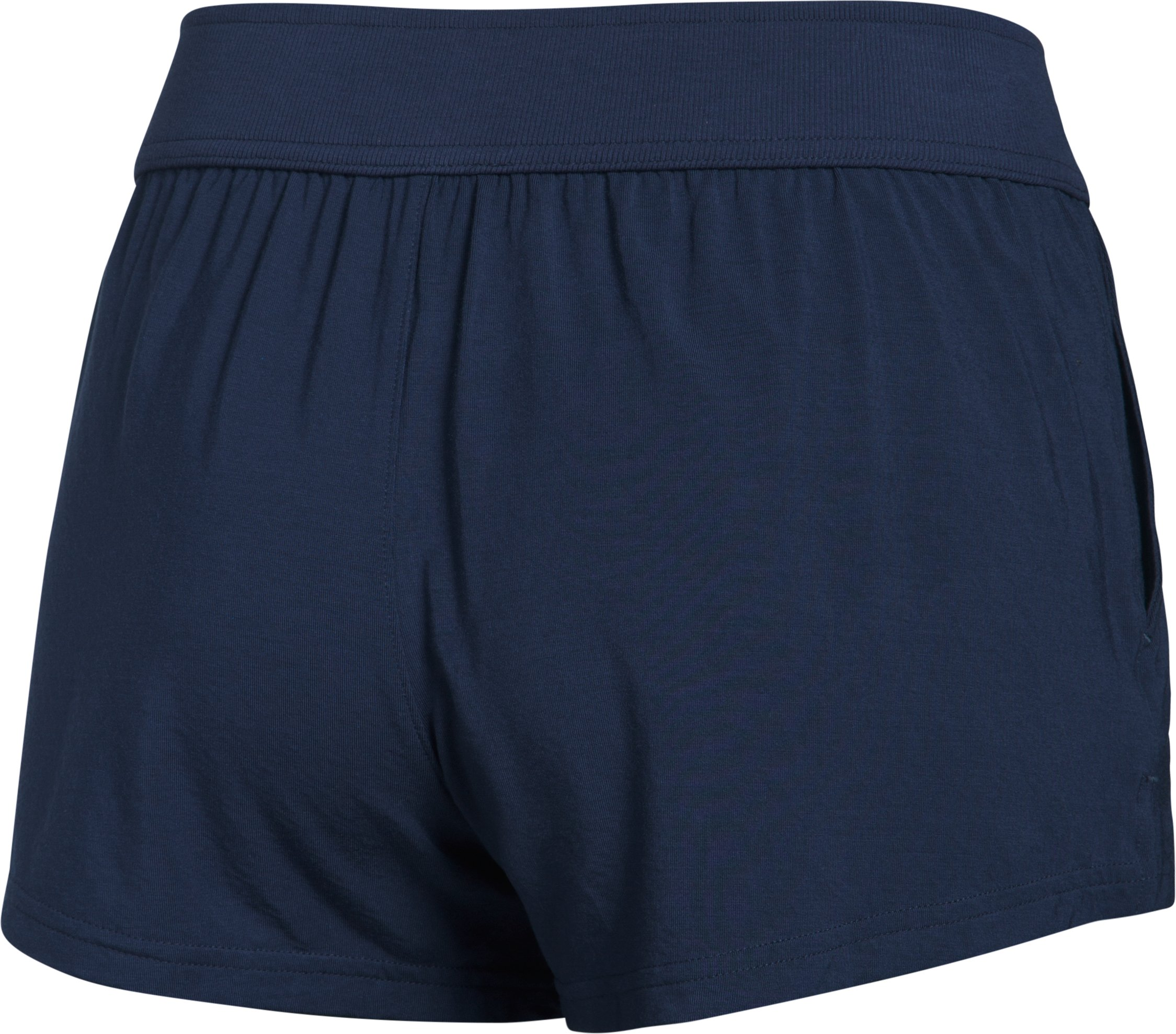 Women's Athlete Recovery Ultra Comfort Sleepwear Shorts, Midnight Navy,