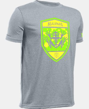 Kids' Kulipari UA Frog Battalion T-Shirt LIMITED TIME: FREE U.S. SHIPPING 1 Color $14.99