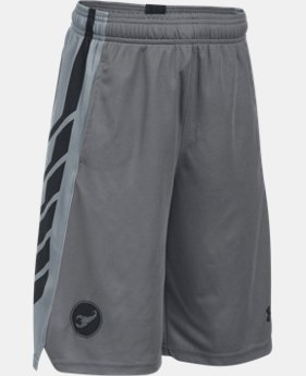 New Arrival Boys' UA Scorpion Shorts LIMITED TIME: FREE SHIPPING 1 Color $29.99