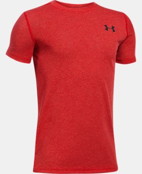 Boys' UA Threadborne™ T-Shirt  1 Color $17.99 to $22.99