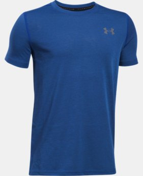 Boys' UA Threadborne™ T-Shirt  4 Colors $29.99