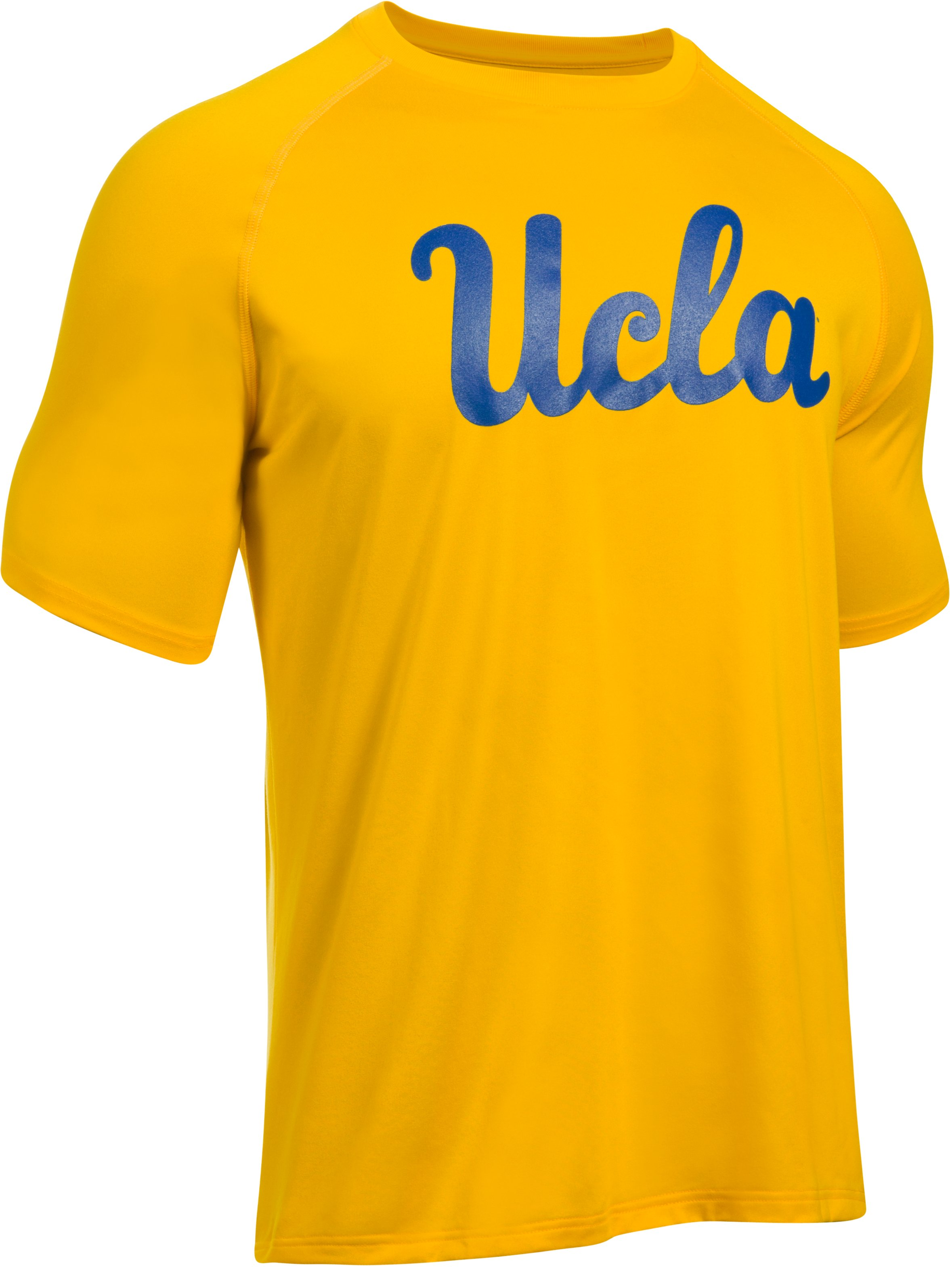 Men's UCLA UA Tech™, Steeltown Gold, undefined