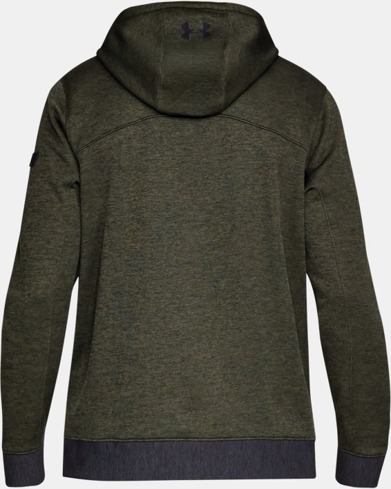 Sportstyle Sweater Flc FZ, Green, pdpMainDesktop image number 6