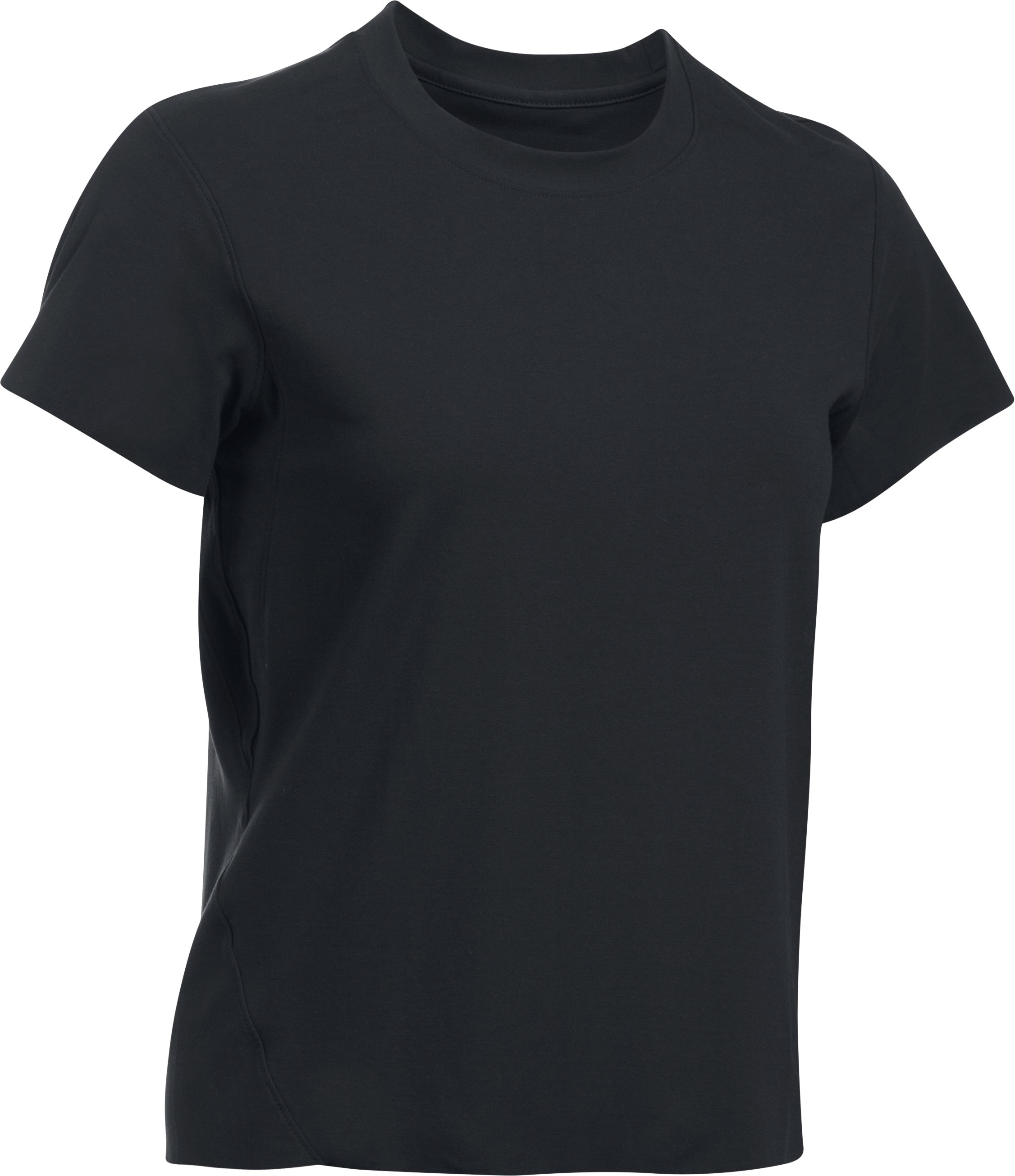 Women's Misty Graphic T-Shirt, Black ,
