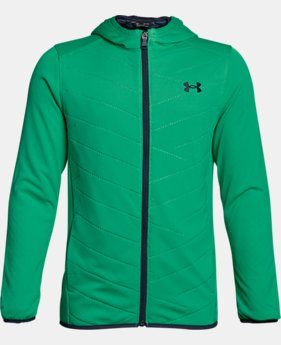 Boys' ColdGear® Reactor Hybrid Jacket  1 Color $52.49