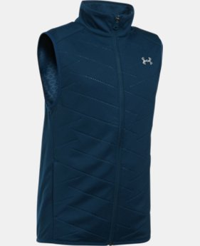 Boys' ColdGear® Reactor Hybrid Vest  1 Color $69.99