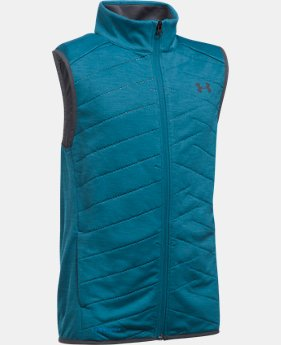 PRO PICK Boys' ColdGear® Reactor Hybrid Vest  1 Color $59.99