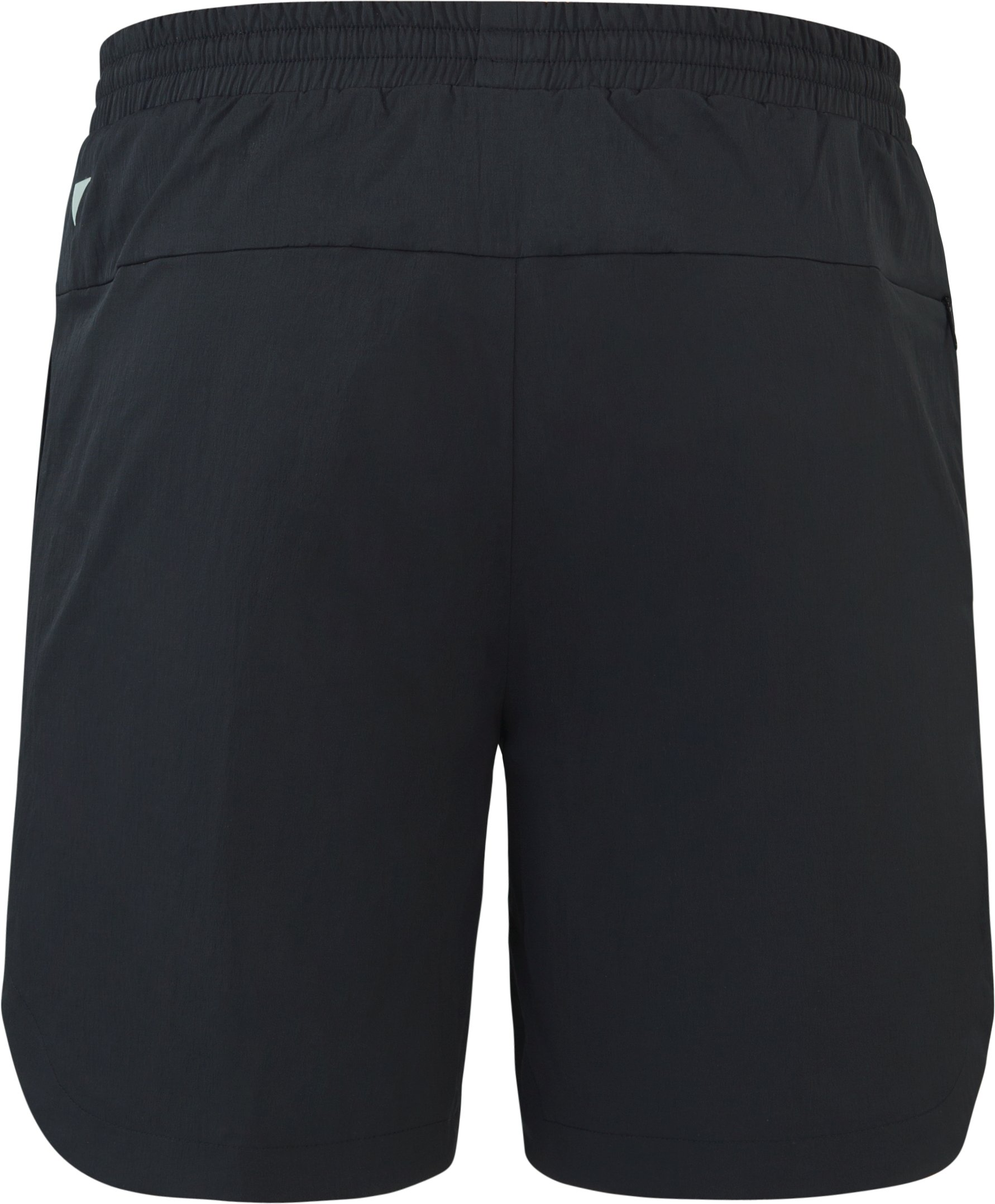 Men's UAS Hybrid Bamboo Shorts, Black ,