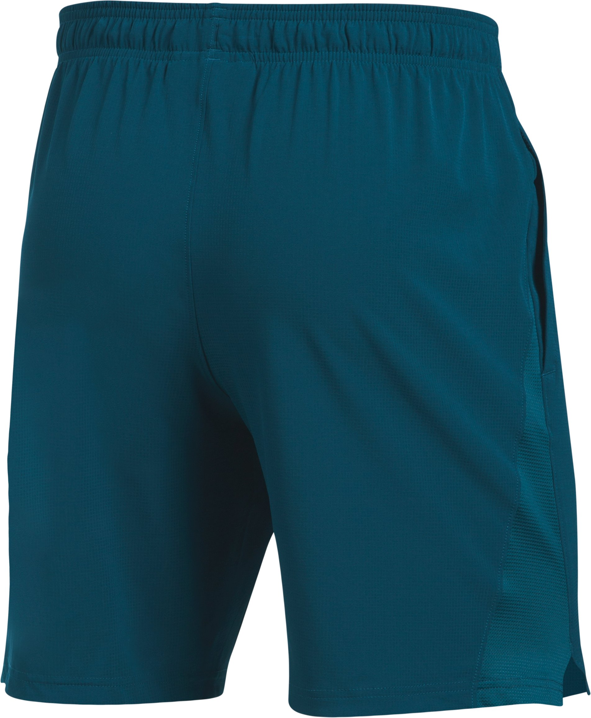 Men's UA Cage Shorts, TRUE INK, undefined