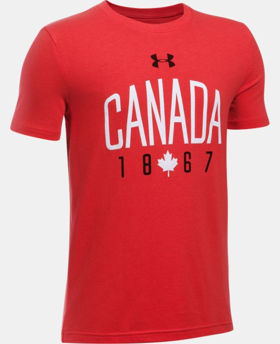 UA Canada Pride Moment LIMITED TIME: FREE SHIPPING 1 Color $22.99